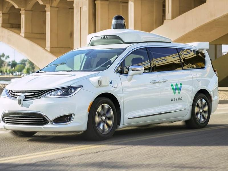 Waymo firms up plans for autonomous car assembly plant in Detroit