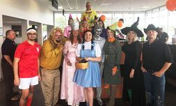 Halloween at Friendship Nissan/Chrysler-Jeep-Dodge-Ram of Forest City