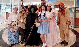 Halloween at Honda Cars of Rock Hill ---- there's no place like home?