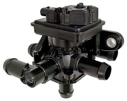 Vitesco modular coolant flow-control valve