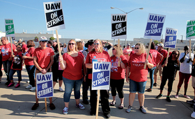 GM UAW strike