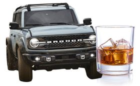 Impatient Bronco buyers might get a bottle of spirits via a Ford fund set up to help ease the wait.
