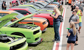 Roadkill Nights festival gives Dodge a venue to showcase