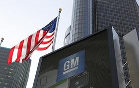 GM has come under criticism from President Trump and many members of Congress for job cuts.