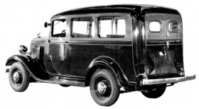 A 1935 seed grew into the SUV