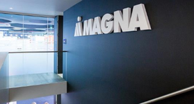 Magna reported fourth-quarter earnings on Friday.