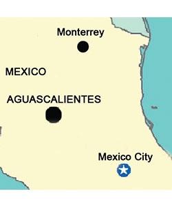 Horizon watch: Aguascalientes, Mexico