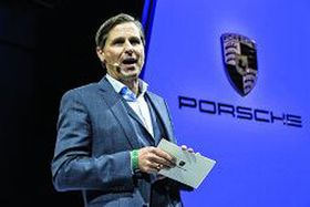 Porsche Cars North America CEO Klaus Zellmer