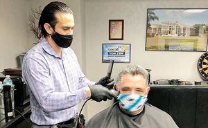 Dealership haircut