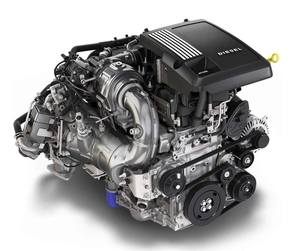 GM claims most powerful diesel engine in a big pickup