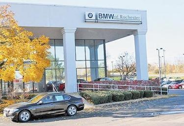 2012 Bmw Of Rochester Automotive News