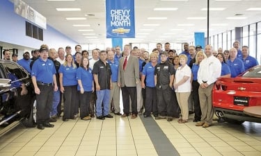 Autonation Amarillo Tx >> 2013 Autonation Chevrolet Cadillac In Amarillo Automotive News