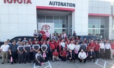 Autonation Corpus Christi >> 2018 Autonation Toyota Corpus Christi Automotive News