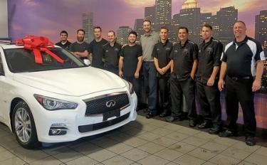 Infiniti Of Warwick >> 2017 Infiniti Of Warwick Automotive News