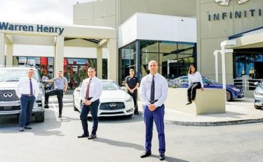 Infiniti Dealer Miami >> 2018 Warren Henry Infiniti Automotive News