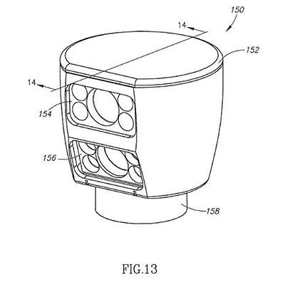 Lidar patent