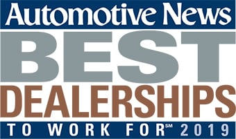 2019 Best Dealerships To Work For