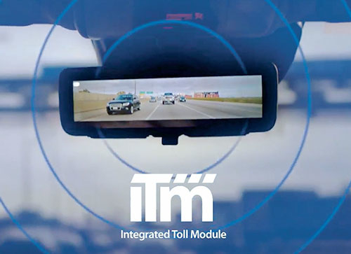 2020 PACE Finalist: Gentex Integrated toll module