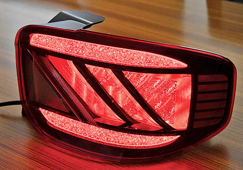 2020 PACE Finalist: Hyundai Mobis -- 3D Rear Combination Lamp