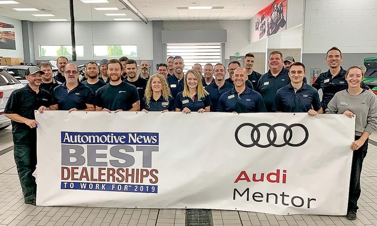 Audi Mentor
