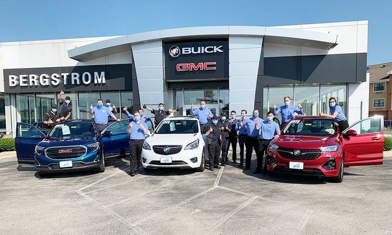 Bergstrom Buick-GMC of Appleton