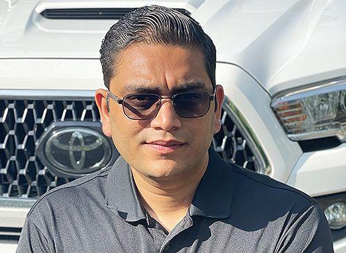 Harshal Patel