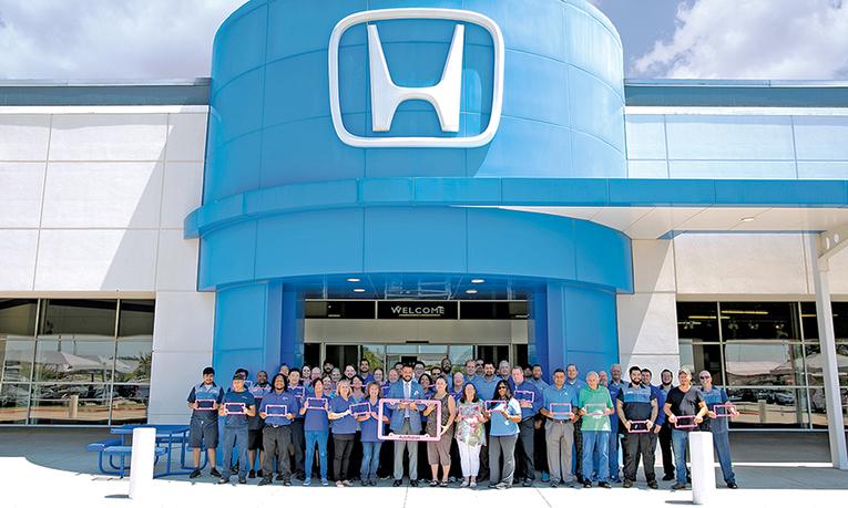 AutoNation Honda Lewisville