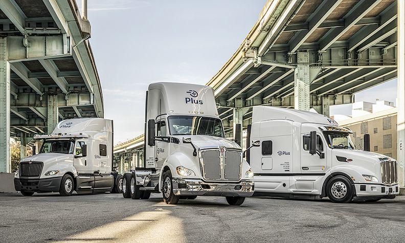Plus trucks