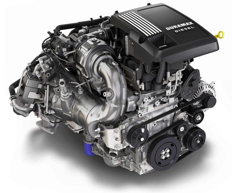 Gm Postpones Launch Of Diesel Engines For Big Trucks To 2020 My