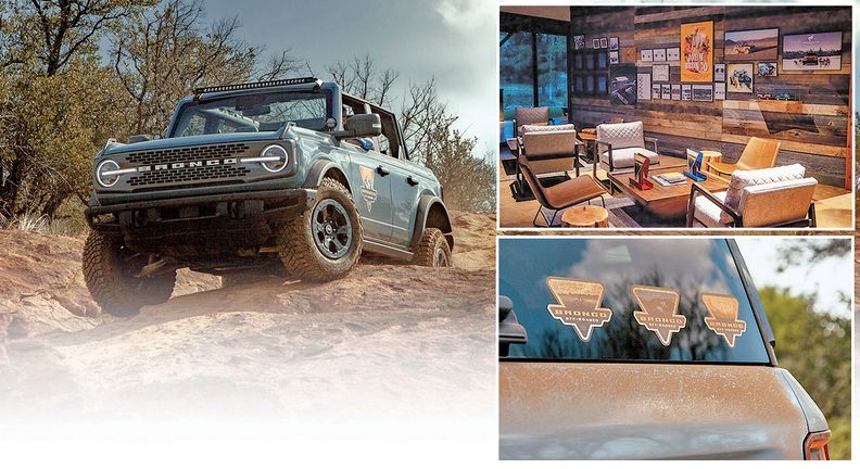 Ford off-roading site schools dealers, customers on new SUV
