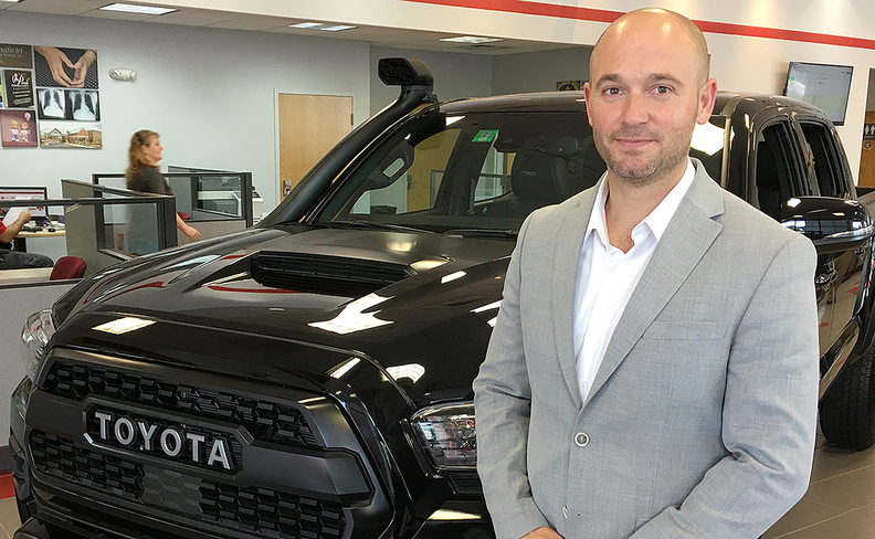 A small-town Toyota store is challenging the norm — and succeeding