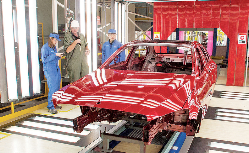 No room at U S  plant for Mercedes to make C class