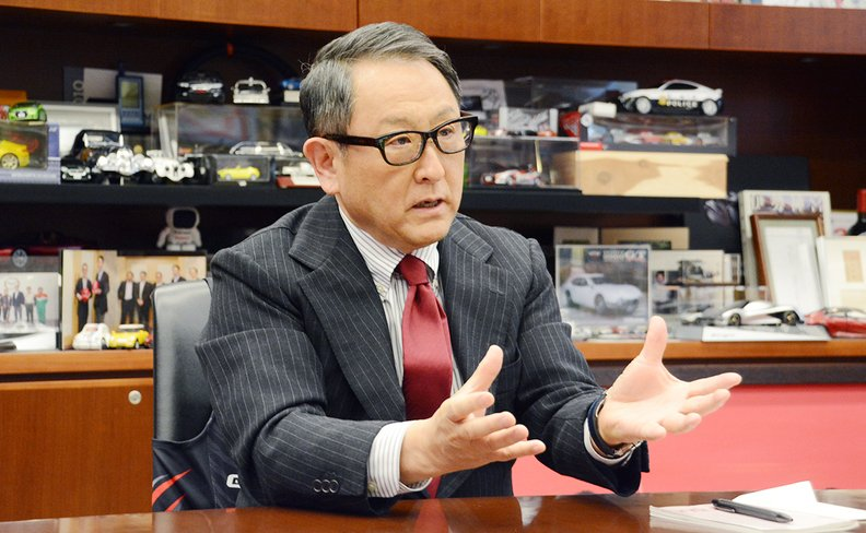 Toyota President Akio Toyoda, grandson of the automaker's founder, has been publicly discussing Toyota's transformation into a mobility service provider from a manufacturer.