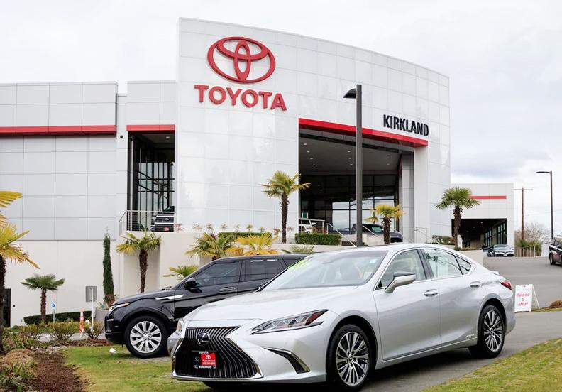 Toyota of Kirkland
