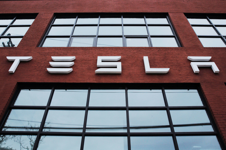 Tesla says solar factory will now make EV chargers and other products
