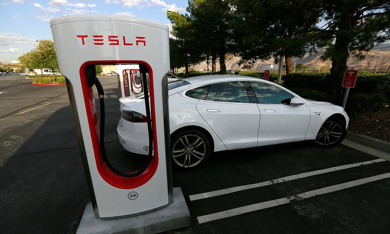 Tesla Q1