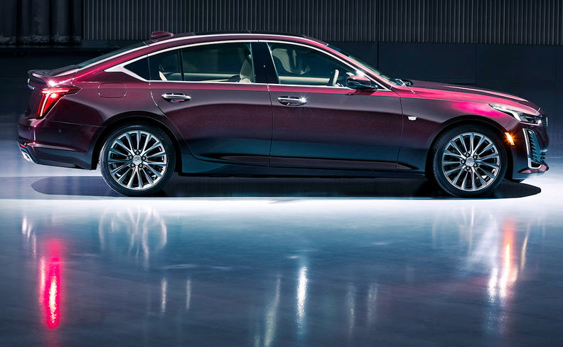 Broadway Debuts Opening Night For Cadillac Lincoln