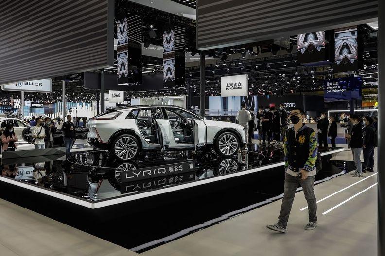 2021 Shanghai show