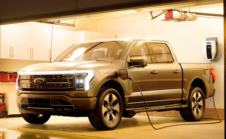 Ford lanserer el-F150 til under 400.000 kroner