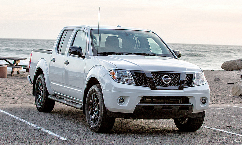Next Nissan Frontier Coming Next Year As A 2021MY