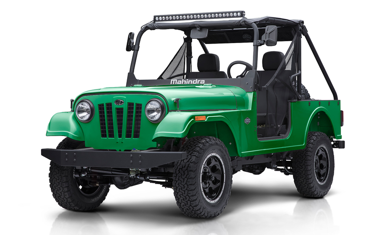 Jeep scores in legal spat with Mahindra as Roxor rolls into