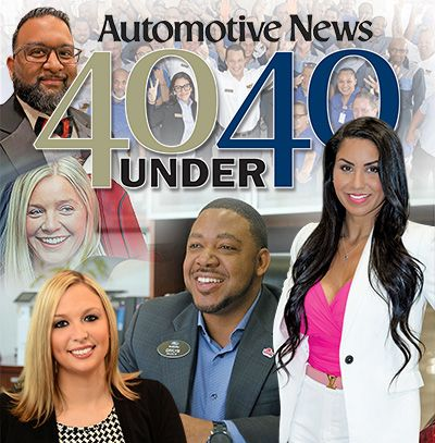 2020 Automotive News 40 Under 40