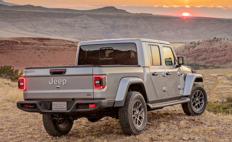 FCA dealer douncil leader: Jeep Gladiator seen as the next ...