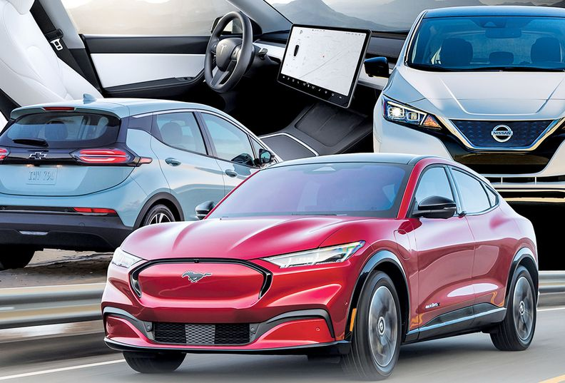As new rivals enter EV segment, Tesla's share of registrations drops