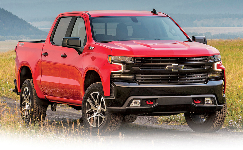 For Silverado Campaign Chevy Gets Playful In Print