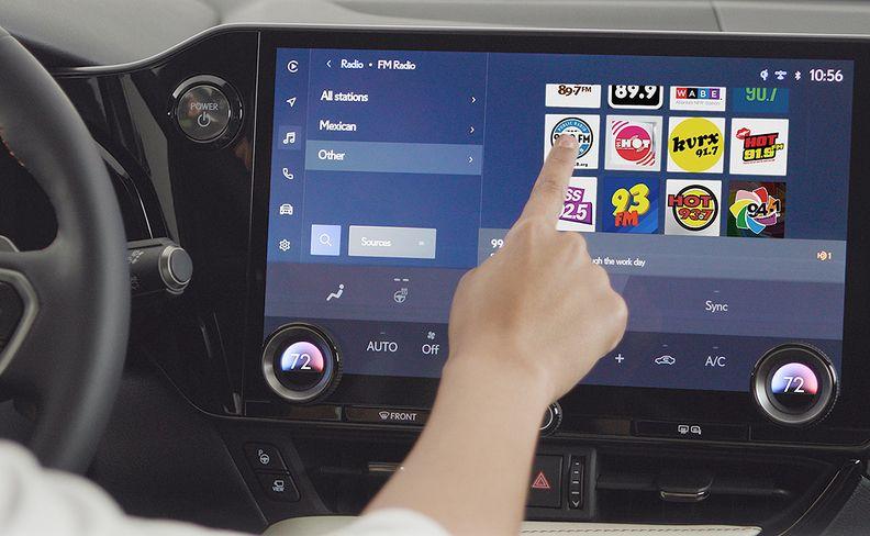 Lexus infotainment redo aims to fix 'Achilles' heel'