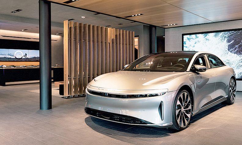EV startup Lucid Motors risks SPAC deal collapse