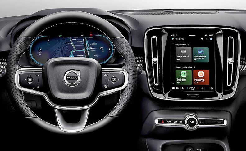 Volvo's tech outsourcing gambit