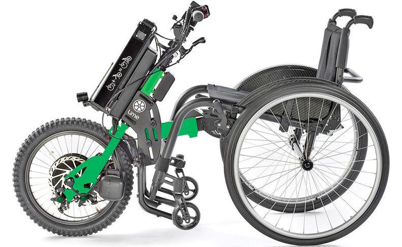 Lime adaptive vehicle design
