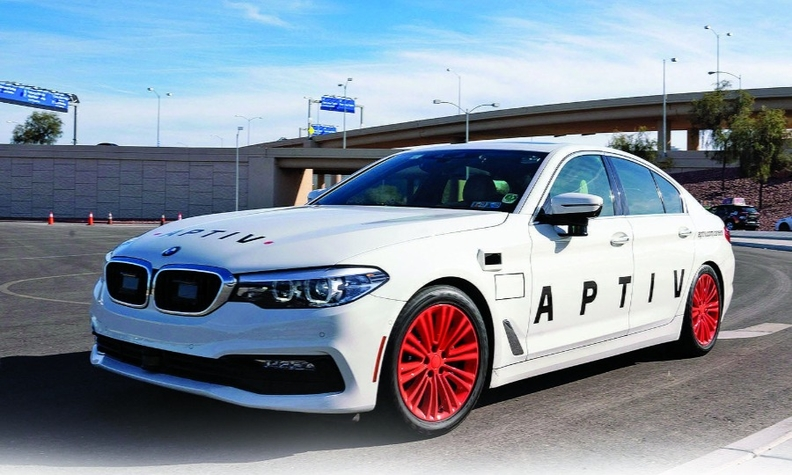 Aptiv partners with Lyft 